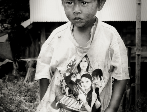 Boy from Laos