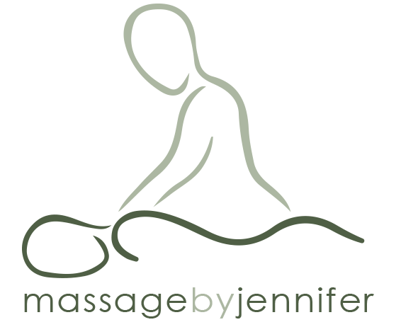Jennifer Massage Logo